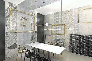Návrh luxusního showroomu