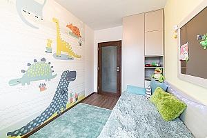 Proměna panelákového bytu