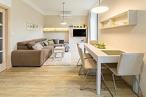 Obývací pokoj pro seniory